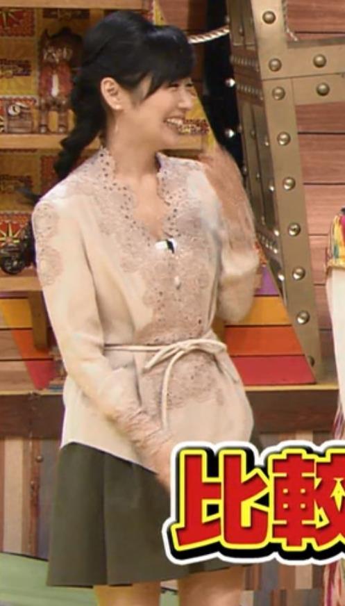 高島彩 胸ちらキャプ・エロ画像4