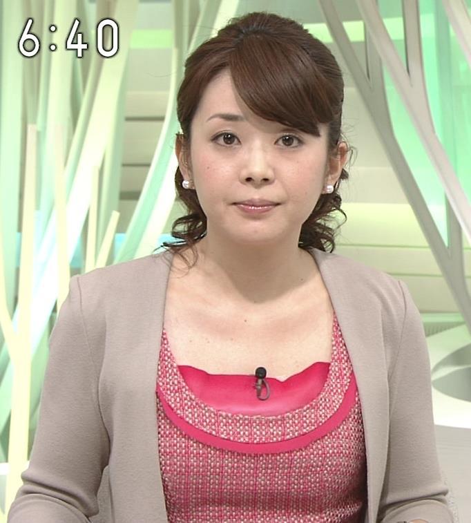 橋本奈穂子 おっぱいが強調される衣装キャプ画像(エロ・アイコラ画像)
