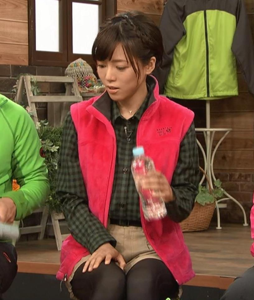 釈由美子 山ガール姿キャプ画像(エロ・アイコラ画像)