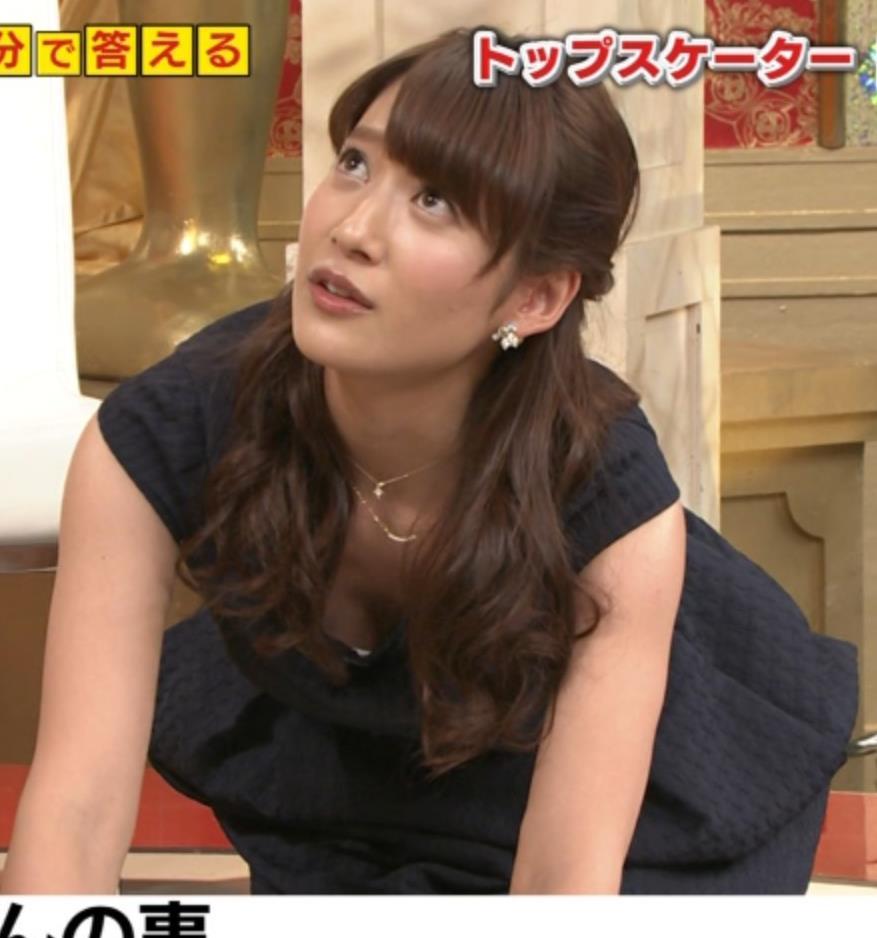 吉田明世 胸ちらキャプ・エロ画像4