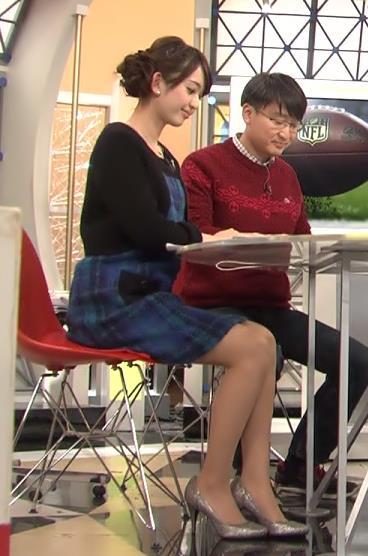 平原沖恵 ミニスカートキャプ・エロ画像4