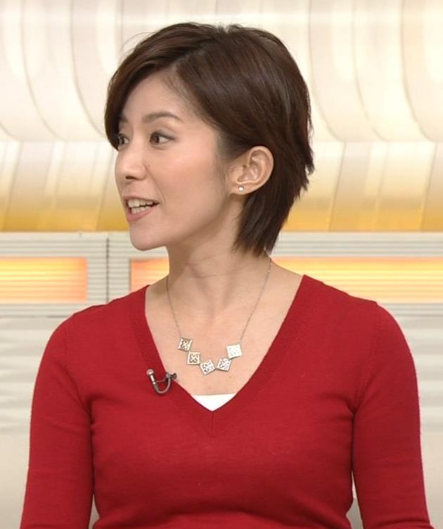 廣瀬智美 おっぱい強調衣装キャプ画像(エロ・アイコラ画像)