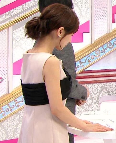 田中みな実 美人だけどなんだか貧相に感じるキャプ画像(エロ・アイコラ画像)