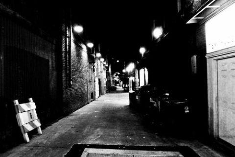 フリー画像・地下の街