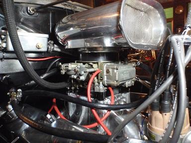 エンジンが片側しか掛からない!ホーリー600に変更・・・変わらず (2)