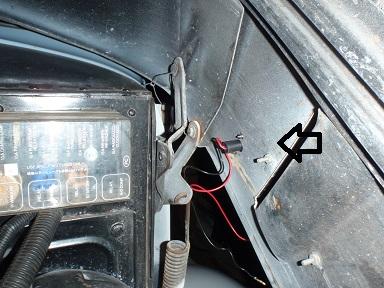 サイドマーカー取付加工 (5)