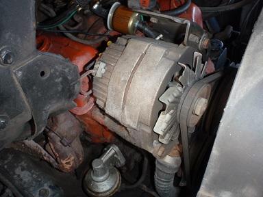 フォードCOEエンジン (3)