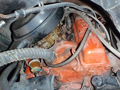 フォードCOEエンジン