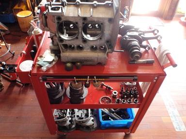 1800エンジン全部品