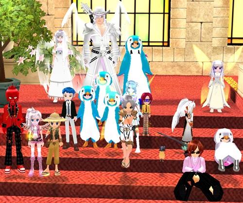 記念撮影 結婚式 46