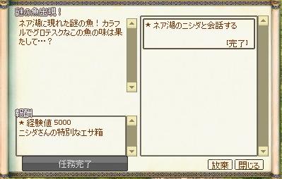 クエ SAO釣り ニシダ 16