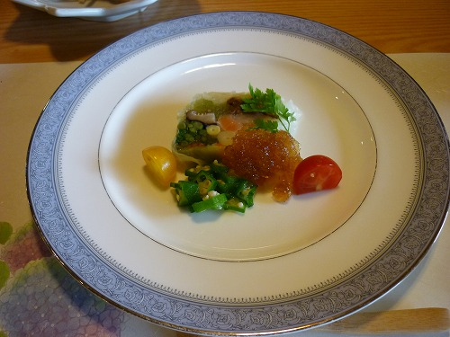 ホテル國富(くにとみ) 翠泉閣(食事)